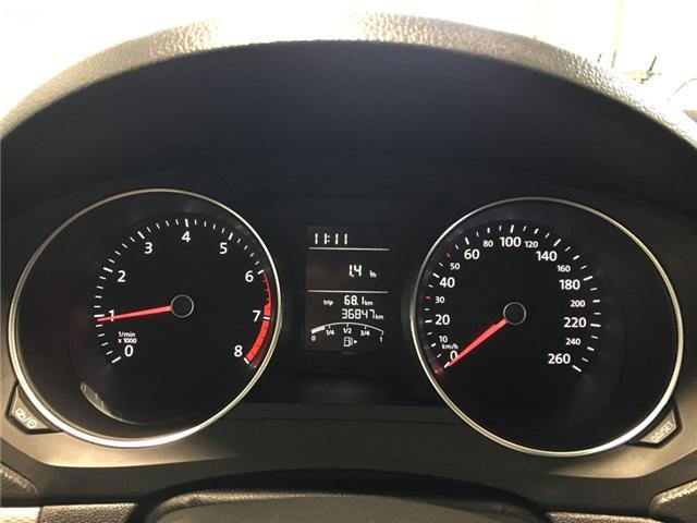 2015 Volkswagen Jetta 2.0L Trendline+ (Stk: 18437A) in Owen Sound - Image 8 of 12