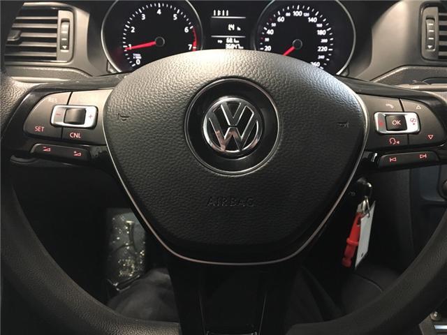 2015 Volkswagen Jetta 2.0L Trendline+ (Stk: 18437A) in Owen Sound - Image 11 of 12