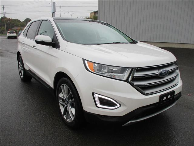 2015 Ford Edge Titanium (Stk: 181547) in Kingston - Image 1 of 13
