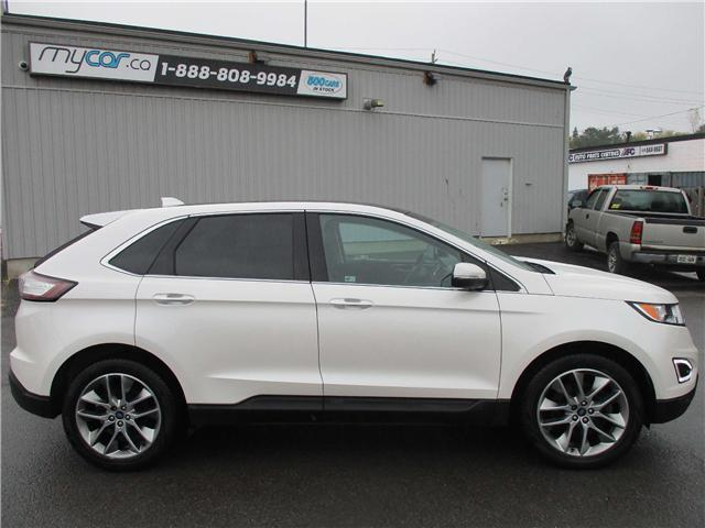 2015 Ford Edge Titanium (Stk: 181547) in Kingston - Image 2 of 13