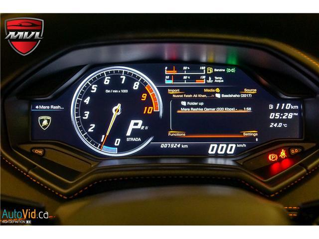 2017 Lamborghini Huracan LP610-4 (Stk: ) in Oakville - Image 34 of 49