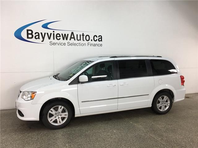 2017 Dodge Grand Caravan Crew (Stk: 33477R) in Belleville - Image 1 of 27
