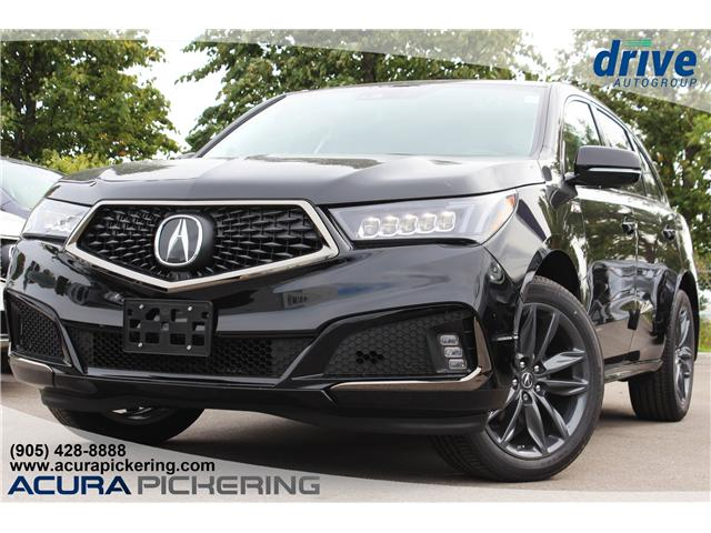 2019 Acura MDX A-Spec (Stk: AT215) in Pickering - Image 1 of 34