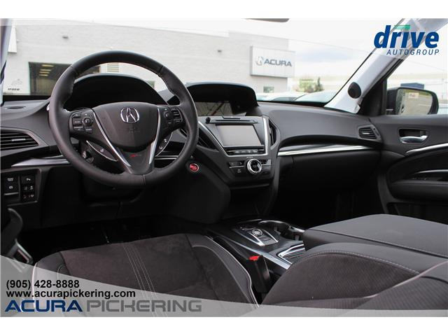 2019 Acura MDX A-Spec (Stk: AT215) in Pickering - Image 2 of 34