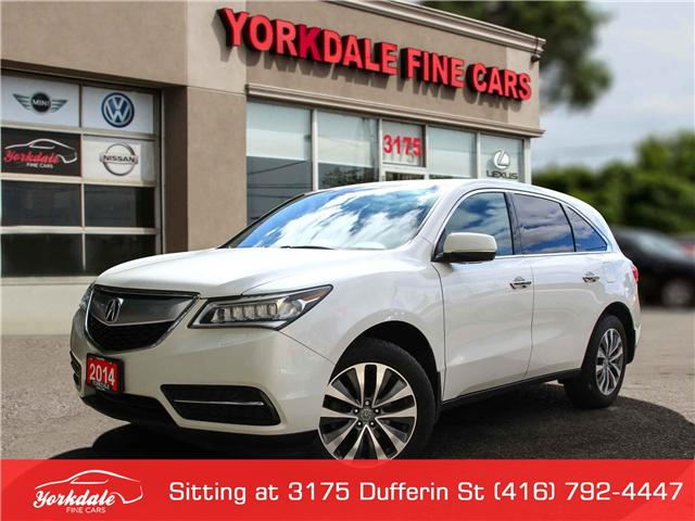 2014 Acura MDX  (Stk: D2 6332) in Toronto - Image 1 of 29