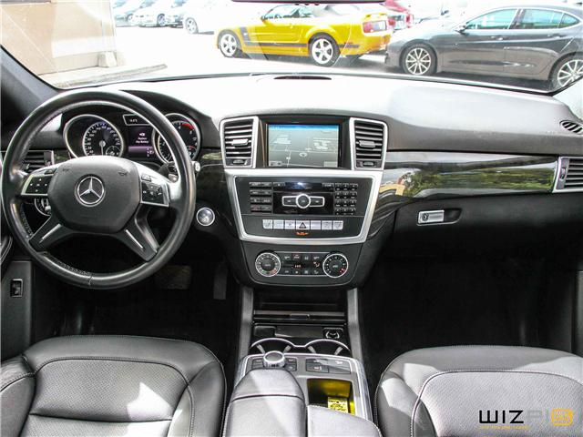 2015 Mercedes-Benz M-Class  (Stk: D2 5644) in Toronto - Image 19 of 30