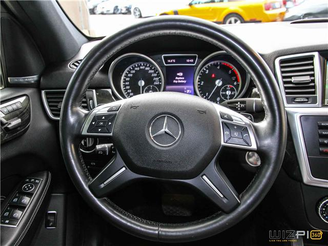 2015 Mercedes-Benz M-Class  (Stk: D2 5644) in Toronto - Image 20 of 30
