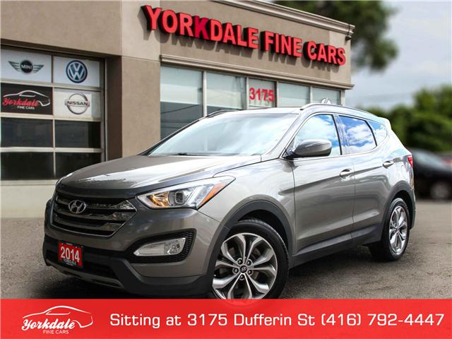2014 Hyundai Santa Fe Sport 2.0T Limited (Stk: D4599) in Toronto - Image 1 of 26