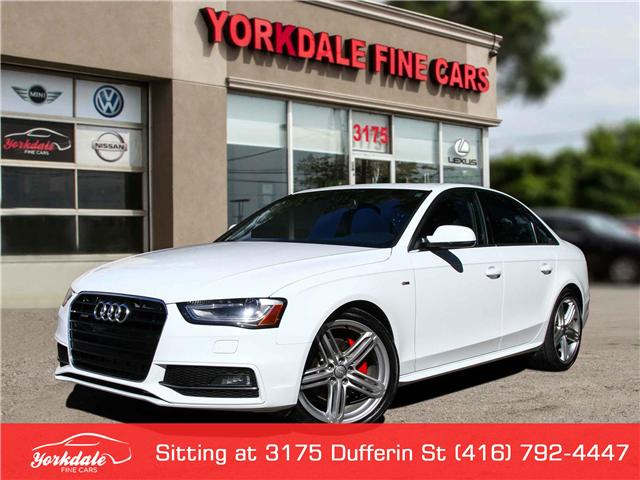 2015 Audi A4  (Stk: SA48821) in Toronto - Image 1 of 28