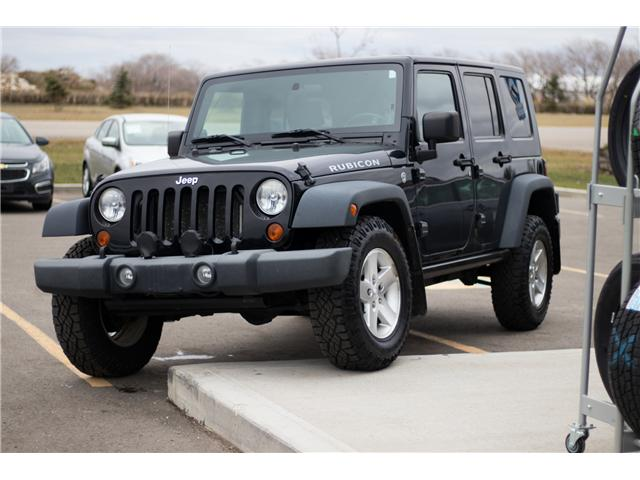 2008 Jeep Wrangler Unlimited Rubicon (Stk: P351) in Brandon - Image 2 of 16
