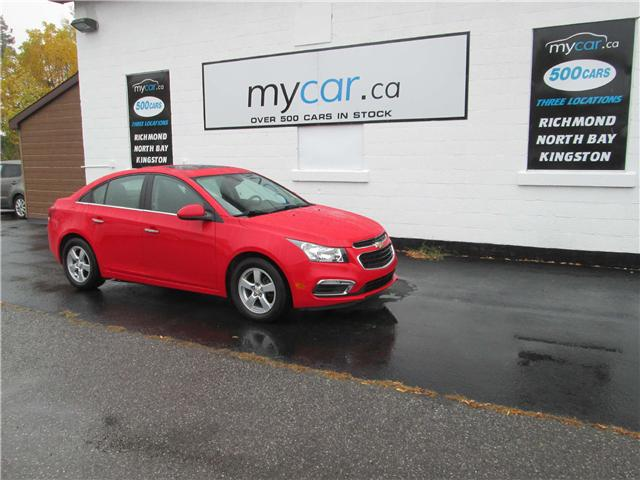 2016 Chevrolet Cruze Limited 2LT (Stk: 181306) in Richmond - Image 2 of 14