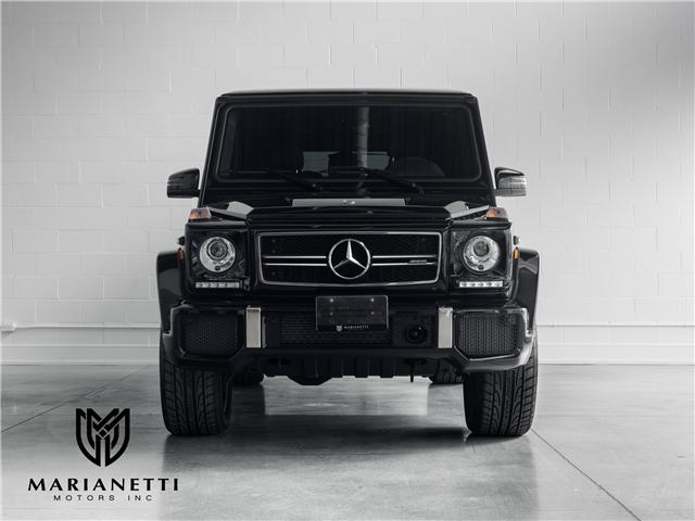 2018 Mercedes-Benz AMG G 63 Base (Stk: WDCYC7DH9JX291457) in Woodbridge - Image 8 of 40
