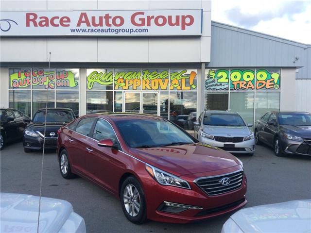 2016 Hyundai Sonata GLS (Stk: 16170A) in Dartmouth - Image 1 of 20
