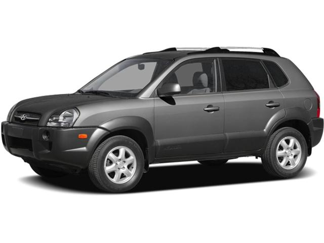 2008 Hyundai Tucson Limited (Stk: JF525264A) in Abbotsford - Image 1 of 1