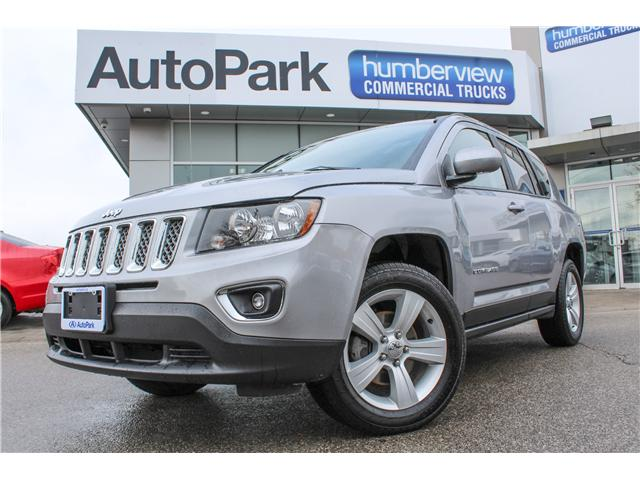2017 Jeep Compass Sport/North (Stk: APR2076) in Mississauga - Image 1 of 26