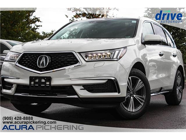 2019 Acura MDX Base (Stk: AT174) in Pickering - Image 1 of 31