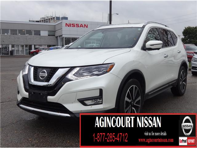 2017 Nissan Rogue SL Platinum (Stk: JW328219A) in Scarborough - Image 1 of 22