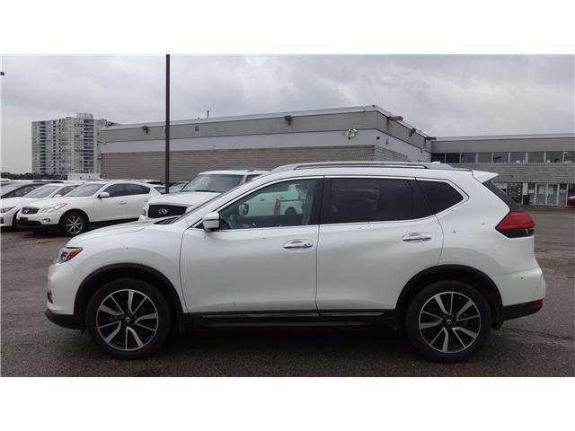 2017 Nissan Rogue SL Platinum (Stk: JW328219A) in Scarborough - Image 2 of 22