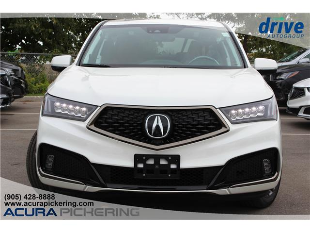 2019 Acura MDX A-Spec (Stk: AT142) in Pickering - Image 3 of 34