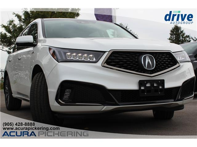 2019 Acura MDX A-Spec (Stk: AT142) in Pickering - Image 4 of 34