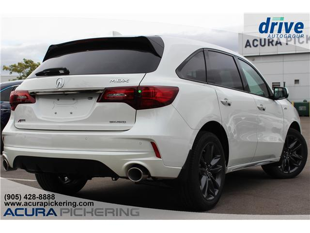 2019 Acura MDX A-Spec (Stk: AT142) in Pickering - Image 5 of 34