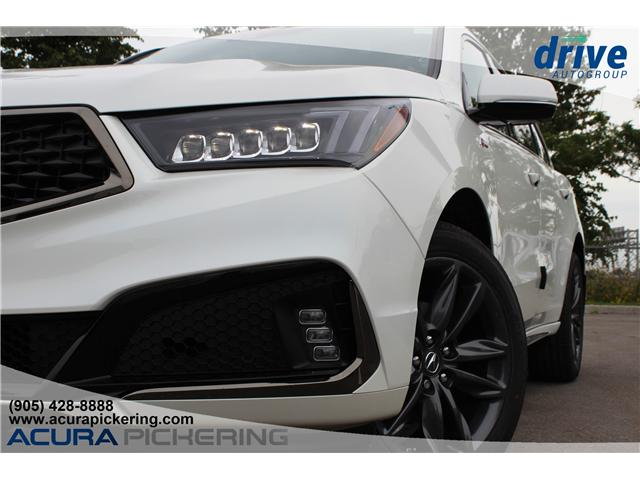 2019 Acura MDX A-Spec (Stk: AT142) in Pickering - Image 24 of 34