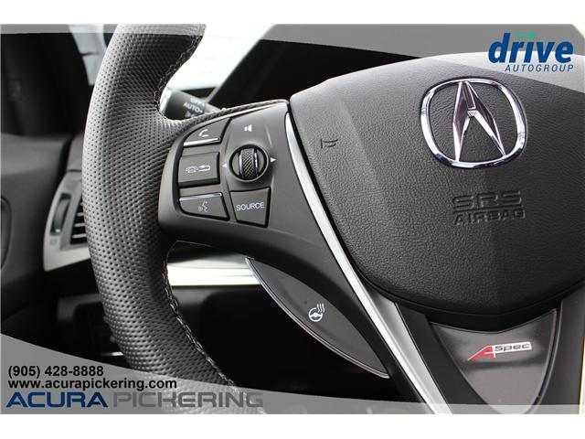 2019 Acura MDX A-Spec (Stk: AT142) in Pickering - Image 18 of 34