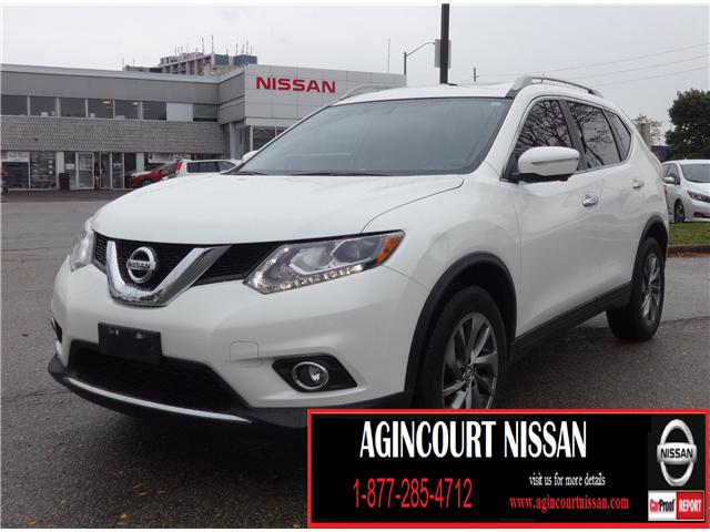 2015 Nissan Rogue SL (Stk: JW351341A) in Scarborough - Image 1 of 23