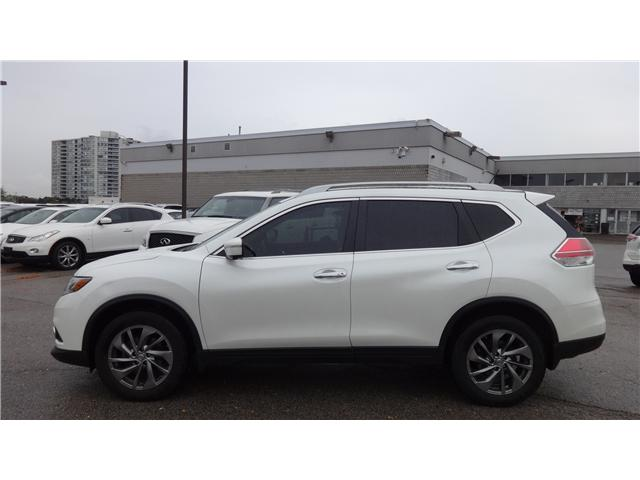 2015 Nissan Rogue SL (Stk: JW351341A) in Scarborough - Image 2 of 23