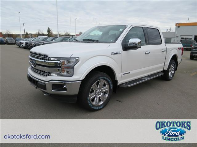 2018 Ford F-150  (Stk: J-2352) in Okotoks - Image 1 of 6