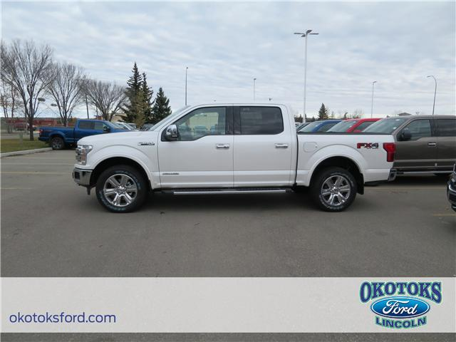 2018 Ford F-150  (Stk: J-2352) in Okotoks - Image 2 of 6