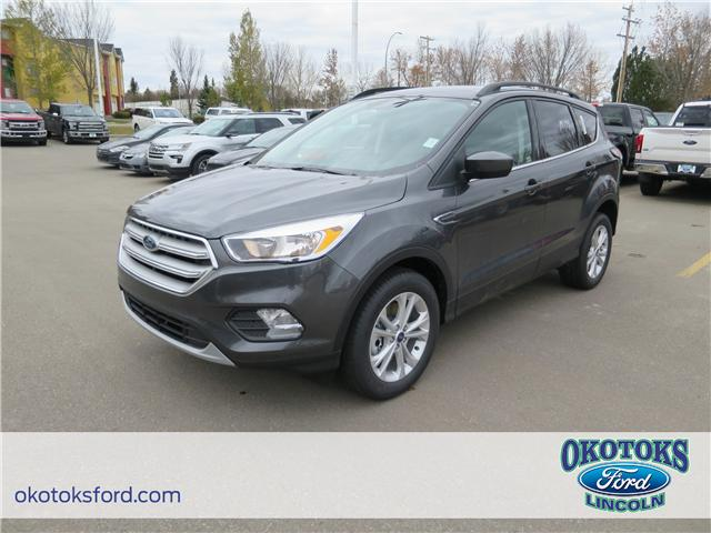 2018 Ford Escape SE (Stk: J-2390) in Okotoks - Image 1 of 5