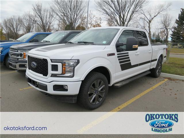 2018 Ford F-150  (Stk: JK-496) in Okotoks - Image 1 of 5