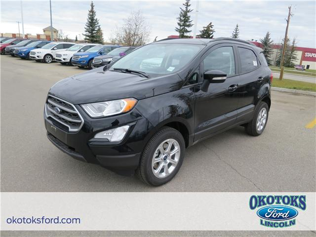 2018 Ford EcoSport SE (Stk: JK-502) in Okotoks - Image 1 of 5