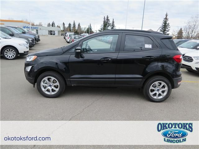 2018 Ford EcoSport SE (Stk: JK-502) in Okotoks - Image 2 of 5