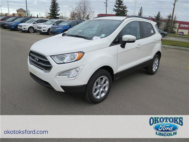 2018 Ford EcoSport SE (Stk: JK-504) in Okotoks - Image 1 of 5