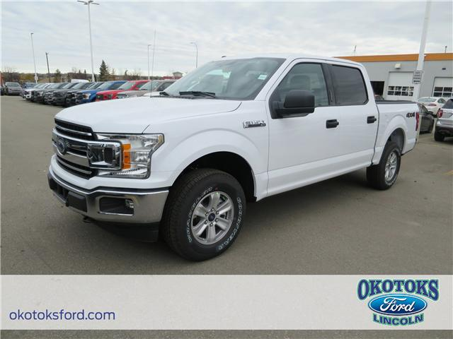 2018 Ford F-150 XLT (Stk: JK-509) in Okotoks - Image 1 of 5