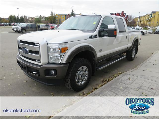 2016 Ford F-350  (Stk: JK-1105A) in Okotoks - Image 1 of 21