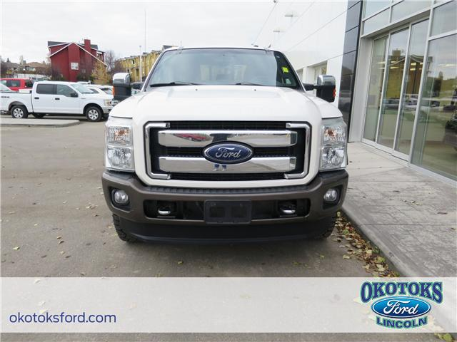 2016 Ford F-350  (Stk: JK-1105A) in Okotoks - Image 2 of 21