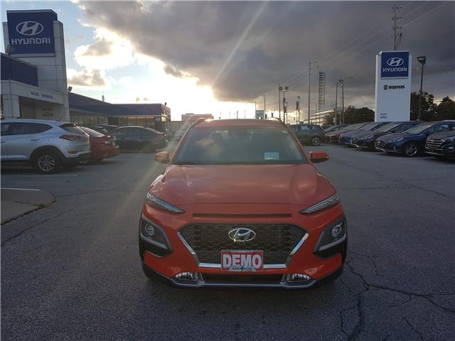 2018 Hyundai KONA 1.6T Ultimate (Stk: 27695) in Scarborough - Image 2 of 12