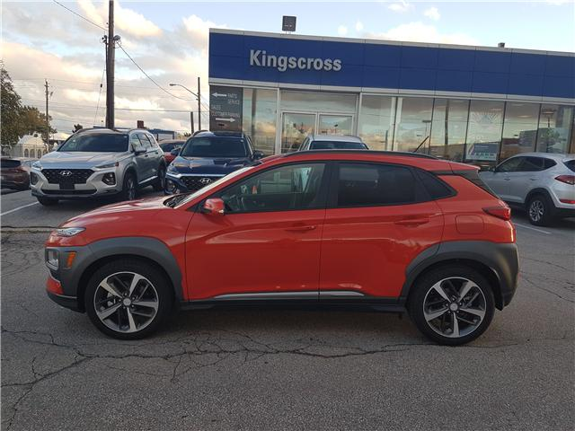 2018 Hyundai KONA 1.6T Ultimate (Stk: 27695) in Scarborough - Image 1 of 12