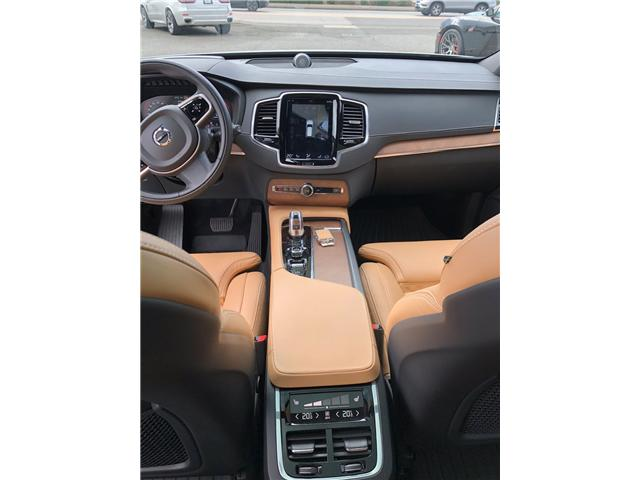 2017 Volvo XC90 Hybrid T8 PHEV Inscription (Stk: 17-142532) in Abbotsford - Image 14 of 19