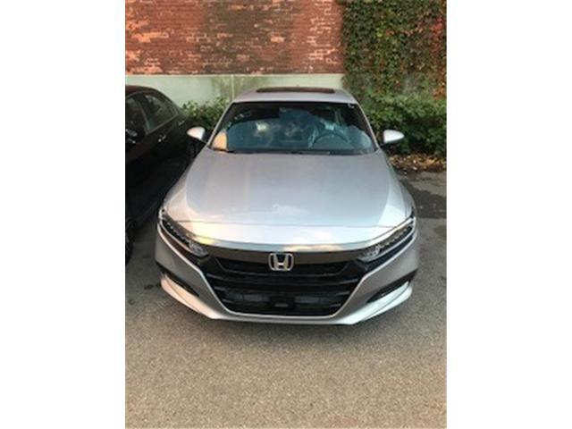 2018 Honda Accord Sport (Stk: 1801622) in Toronto - Image 1 of 2