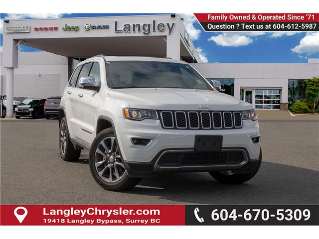 2018 Jeep Grand Cherokee Limited (Stk: EE898490) in Surrey - Image 1 of 22