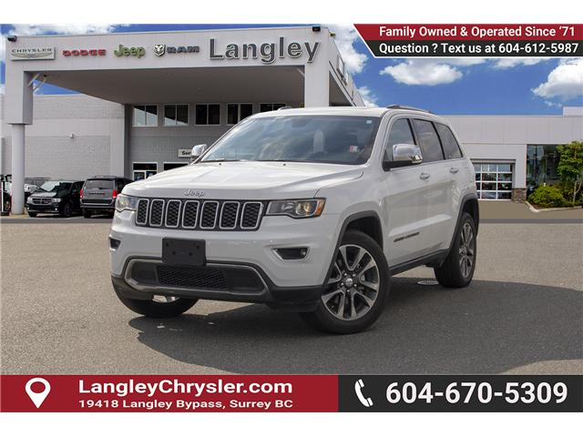 2018 Jeep Grand Cherokee Limited (Stk: EE898490) in Surrey - Image 3 of 22