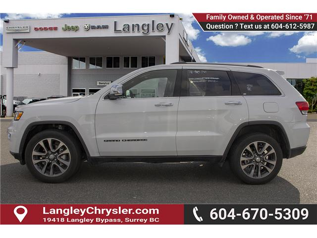 2018 Jeep Grand Cherokee Limited (Stk: EE898490) in Surrey - Image 4 of 22