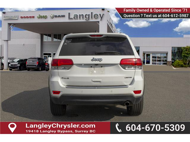 2018 Jeep Grand Cherokee Limited (Stk: EE898490) in Surrey - Image 5 of 22