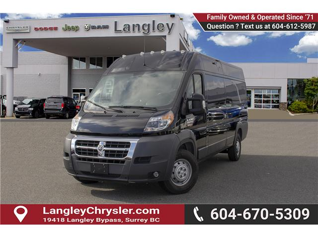 2018 RAM ProMaster 3500 High Roof (Stk: J294613A) in Surrey - Image 3 of 23