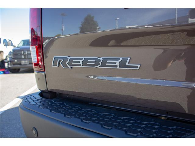 2018 RAM 1500 Rebel (Stk: EE898440) in Surrey - Image 7 of 29