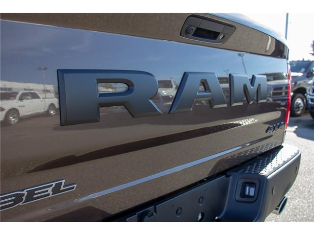 2018 RAM 1500 Rebel (Stk: EE898440) in Surrey - Image 8 of 29
